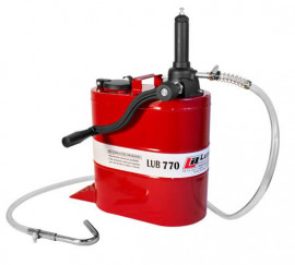 Bomba Manual para Óleo de Câmbio 12 Litros - LUMAGI