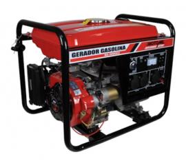 Gerador à gasolina 3000W 60HZ 12VDC 110/220V - MOTOMIL