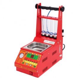 Máquina de limpeza e teste de Injetores e Injeção Direta (GDI-Com adaptadores) - Planatc