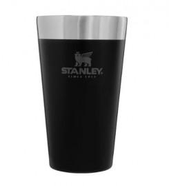 Copo Térmico de Cerveja Matte Black 473ml - STANLEY