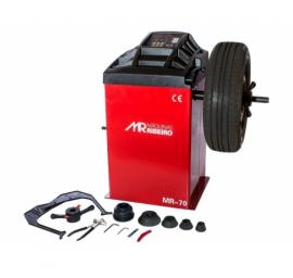 Balanceadora Motorizada MR70 Vermelho - RIBEIRO