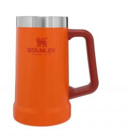 Caneca Térmica de Cerveja Laranja Orange 0,709L - STANLEY
