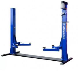 Elevador Automotivo 4100kg Azul Graxa Trifásico - ENGECASS