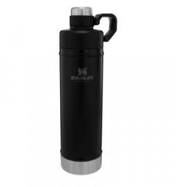 Garrafa Térmica Classic Hydration Matte Black 750ML - STANLEY