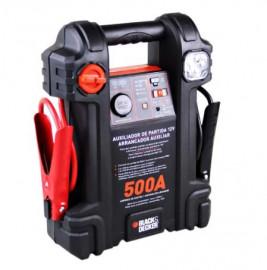 Auxiliar de Partida 500A 12V com Luz de Emergência - BLACK&DECKER