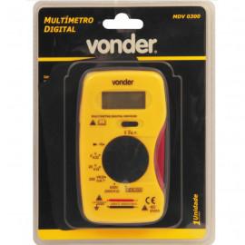 Multímetro Digital MDV0300 - VONDER