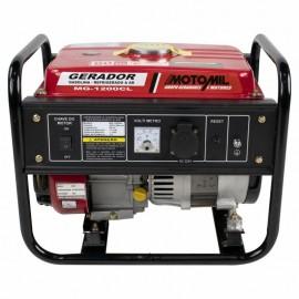 Gerador à Gasolina Monofásico 1,2 KVA 220V MG- 1200CL - MOTOMIL
