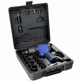 Kit Chave de Impacto Pneumática 1/2 Pol. 69kgf  -PRO-160K- PDR