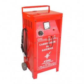 Carregador de Bateria 50 Amp Com Rodas CB-30 - HORK