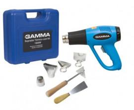 Soprador Térmico Com Acessórios 2000W - GAMMA