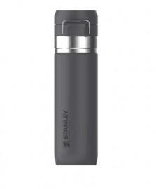 Garrafa Térmica Quick Flip Charcoal 710ML - STANLEY