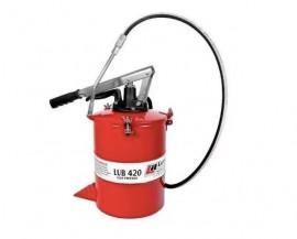 Bomba Manual com Compactador 8kg - LUMAGI