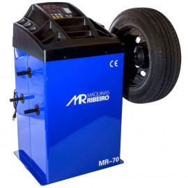Balanceadora Motorizada MR70 Azul - RIBEIRO