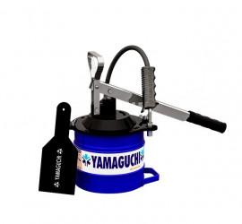 Engraxadeira 4 kg com Disco Raspador Modelo 211 - YAMAGUCHI