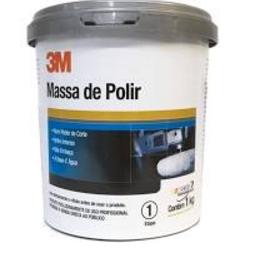 Massa De Polir - 3M