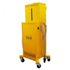 Máquina de Troca Líquido Arrefecimento TAR3000 - PLANATC